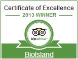 Bioisland Certificate